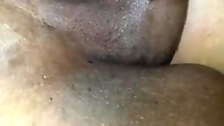 Brutal fingers make her squirt