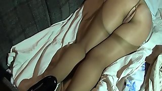 My Pantyhose Slave Whip