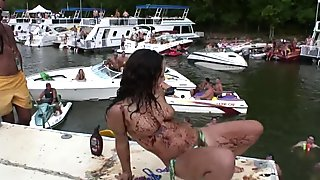a day at party cove