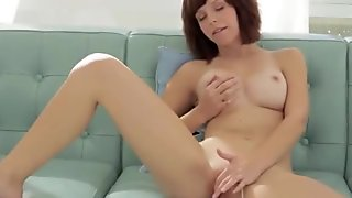 Erotic art movie with amazing girl