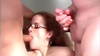 Pussy from CHEAT-MEET.COM - She cums and makes them cum on her face