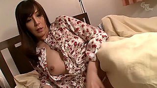 Exotic Japanese whore Homami Takasaka in Amazing solo girl, masturbation JAV scene